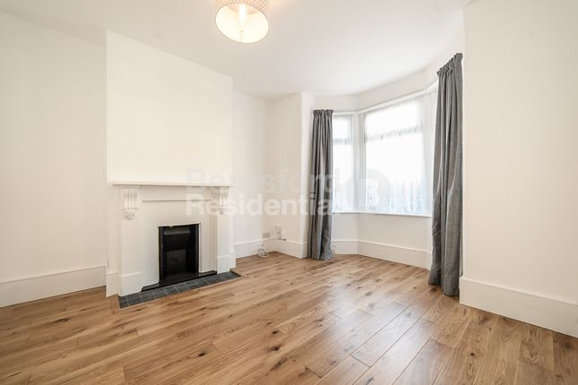 Thumbnail Terraced house to rent in Congo Road, London