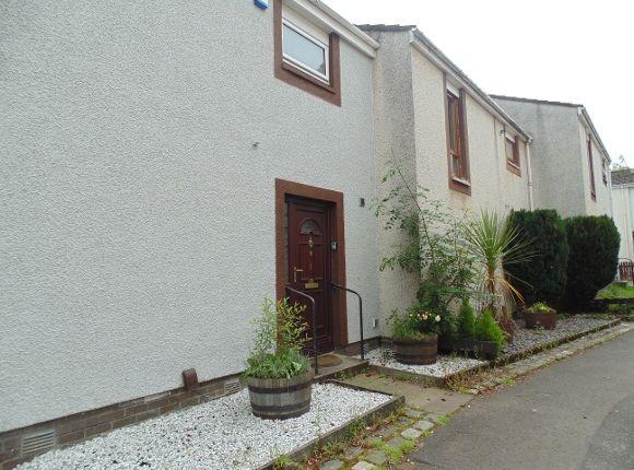 Thumbnail Terraced house to rent in Rashieburn, Erskine