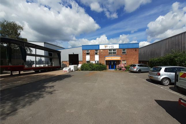 Thumbnail Warehouse to let in Unit 3, School Lane, Chandler's Ford, South East