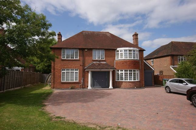 Thumbnail Detached house for sale in The Avenue, Fareham