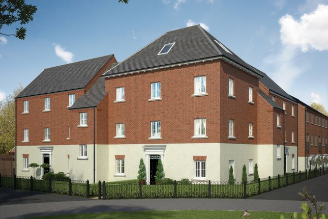 Thumbnail Flat for sale in Carnoustie Drive, Corby