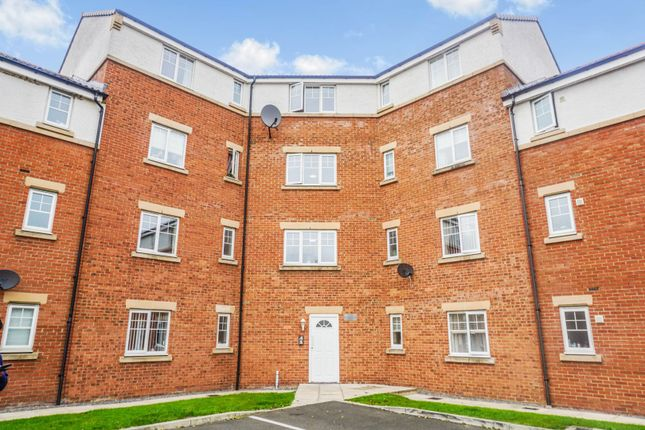 2 bed flat for sale in Blanchland Court, Ashington NE63