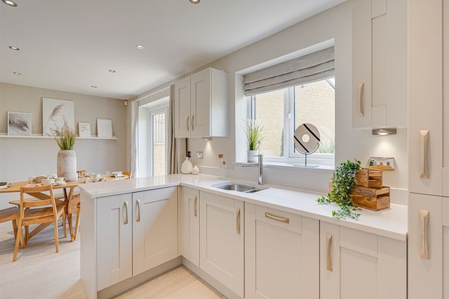 """Thumbnail Detached house for sale in """"The Cheltenham"""" at Hilltop, Oakwood, Derby"""