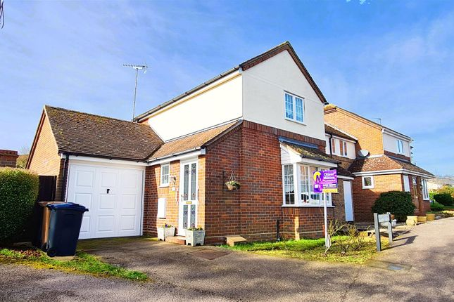 Thumbnail Detached house for sale in Chain Free Detached ! Tollsworth Way, Puckeridge, Herts