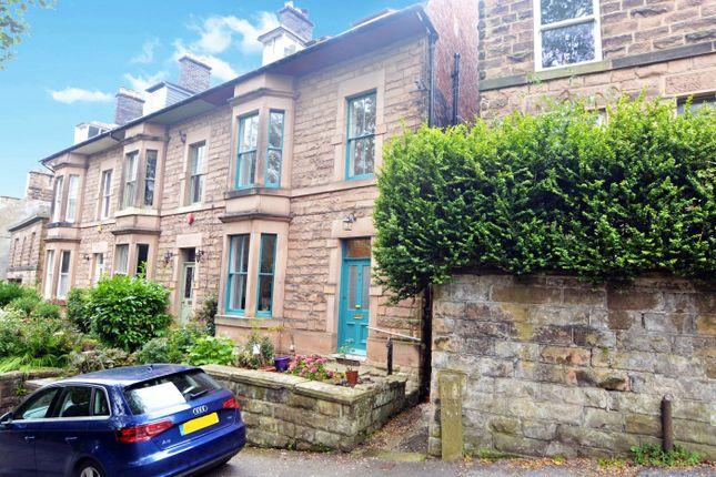 Thumbnail 4 bed terraced house for sale in Richmond Terrace, Brunswood Road, Matlock Bath, Matlock, Derbyshire