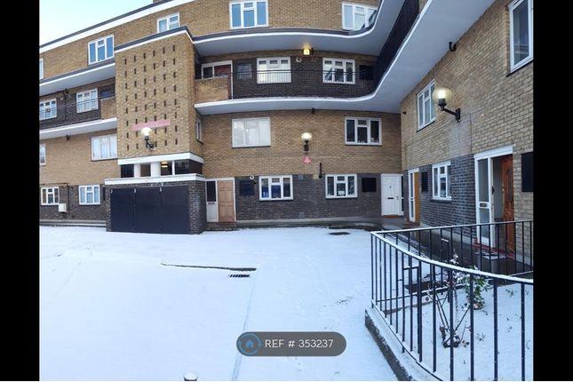 Thumbnail Flat to rent in Burlington Place, London