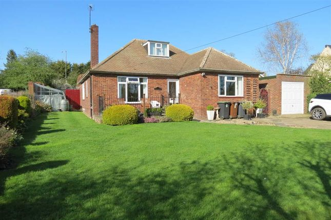 Thumbnail Detached bungalow for sale in Holdingham, Sleaford