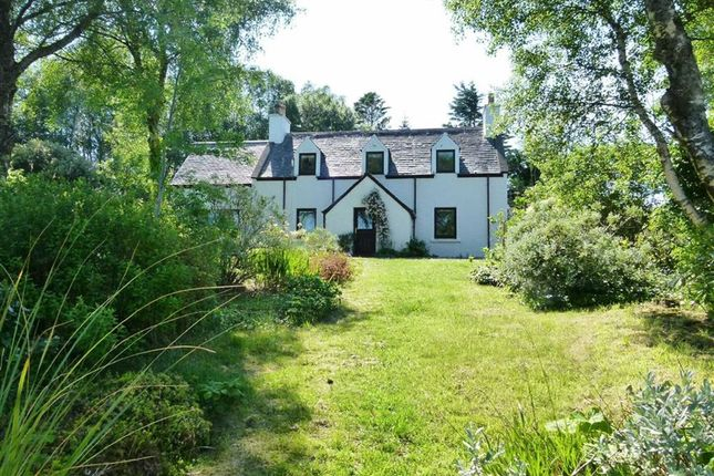 Thumbnail Detached house for sale in Montana, Durnamuck, Dundonnell, Ross-Shire