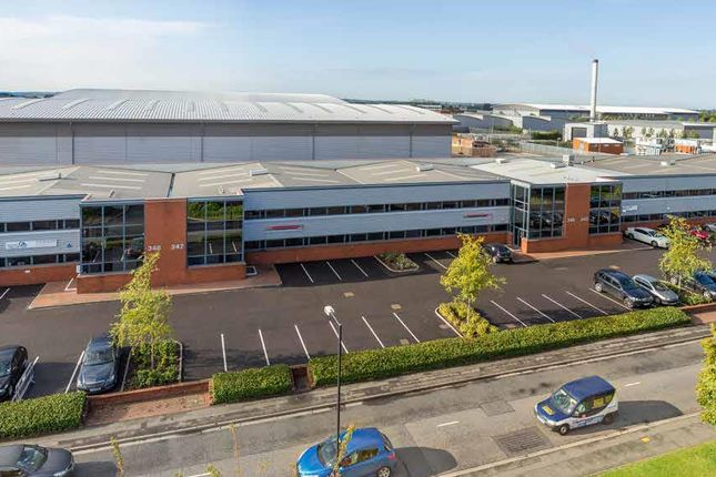 Industrial to let in 347 Edinburgh Avenue, Slough Trading Estate