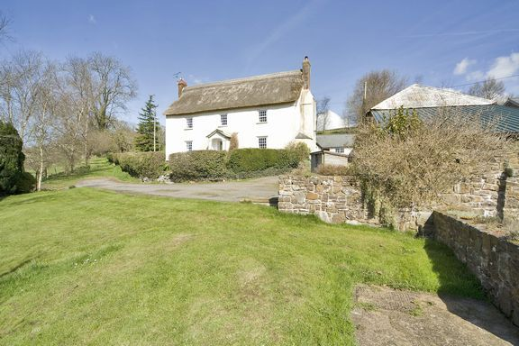 4 bed detached house for sale in Withleigh, Tiverton