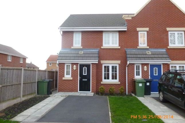 3 bed semi-detached house to rent in Kingham Close, Moreton, Wirral