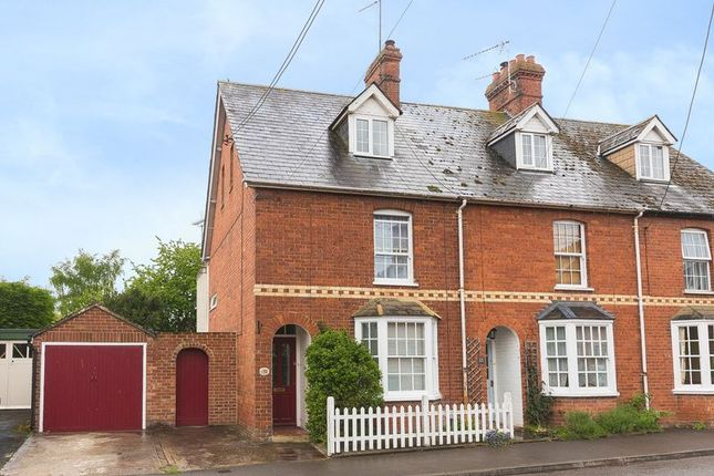 Thumbnail End terrace house for sale in Springfield Road, Wantage