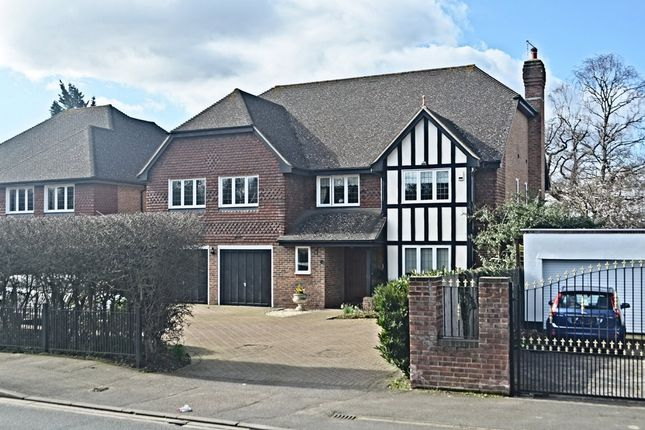 Thumbnail Detached house for sale in Blackbrook Lane, Bickley, Bromley