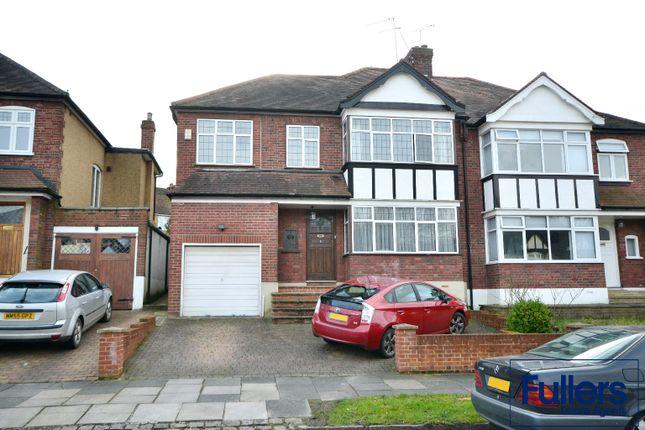 Thumbnail Semi-detached house for sale in Gresham Avenue, London
