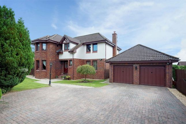 Thumbnail Property for sale in Gleneagles Avenue, Westerwood, Glasgow