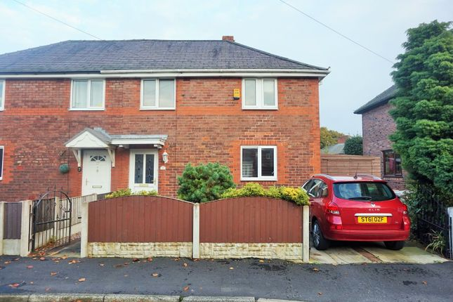Thumbnail Semi-detached house to rent in Bradshaw Street, Wigan