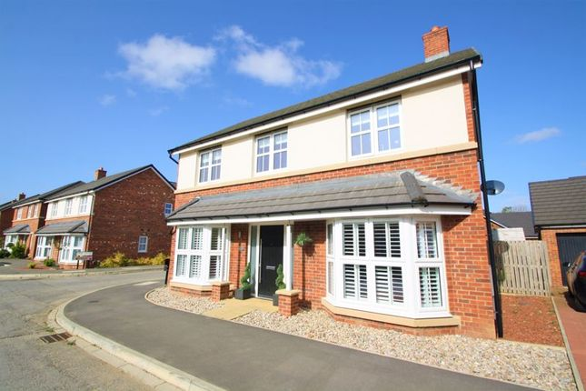 Thumbnail Detached house for sale in Elms Way, Yarm
