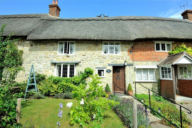 Thumbnail Terraced house for sale in 68 West Street, Fontmell Magna, Shaftesbury, Dorset