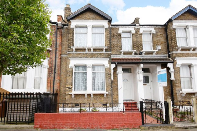 Thumbnail Terraced house to rent in Athenlay Road, London