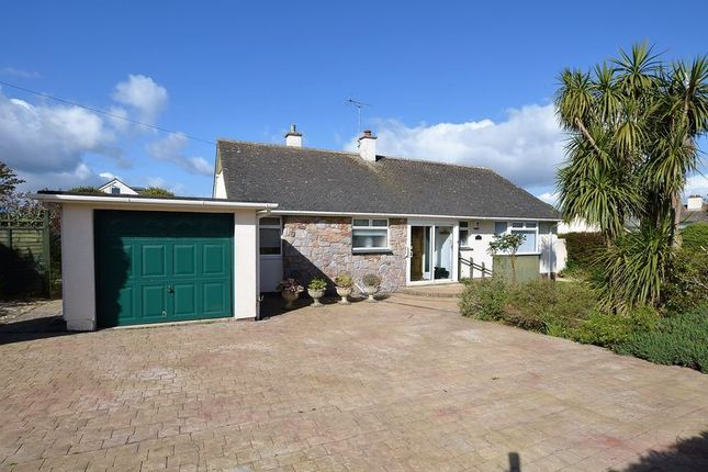 Thumbnail Bungalow for sale in Manor Bend, Galmpton, Brixham