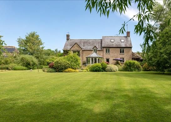 Thumbnail Detached house for sale in Sarsden Halt, Chipping Norton, Oxfordshire
