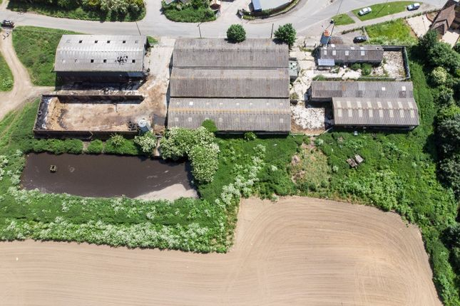 Thumbnail Land for sale in Toll Bridge Farm Buildings, Compton Road, Yeovil
