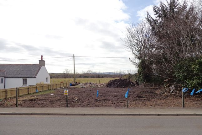 Thumbnail Land for sale in Building Plot Adjacent To Westcote, Main Road, Mosstodloch