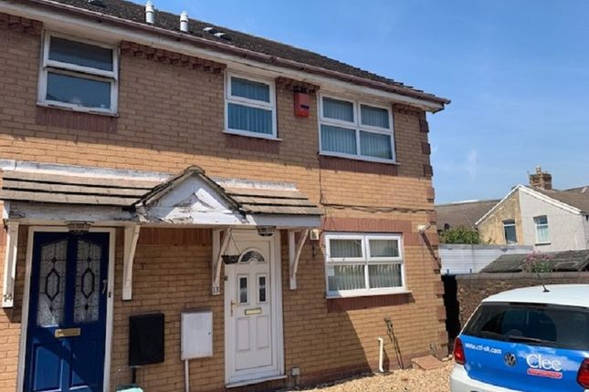 Thumbnail Semi-detached house to rent in Island Mews, Port Talbot, Neath Port Talbot.