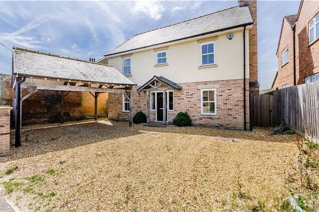 Thumbnail Detached house for sale in Froize End, Haddenham, Ely