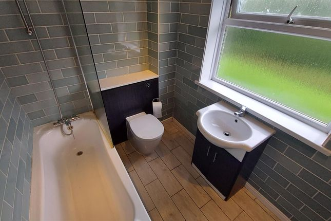 Bathroom W.C. of Ridgeway Road, Rumney, Cardiff CF3