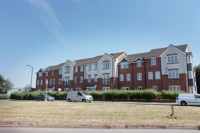 Thumbnail Flat for sale in Brickyard Road, Aldridge, Walsall
