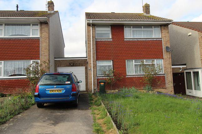 3 bed link-detached house for sale in Lays Drive, Keynsham, Bristol