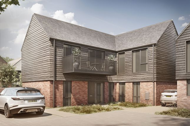 Thumbnail Detached house for sale in Belsteads Farm Lane, Little Waltham, Chelmsford