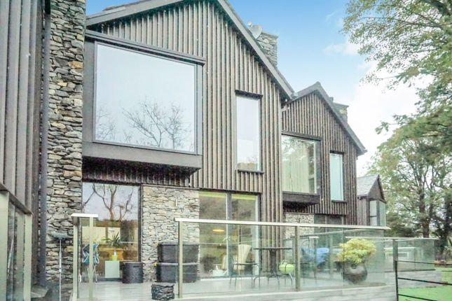Thumbnail Mews house for sale in Waterside/Staveley Mill Yard, Staveley, Kendal