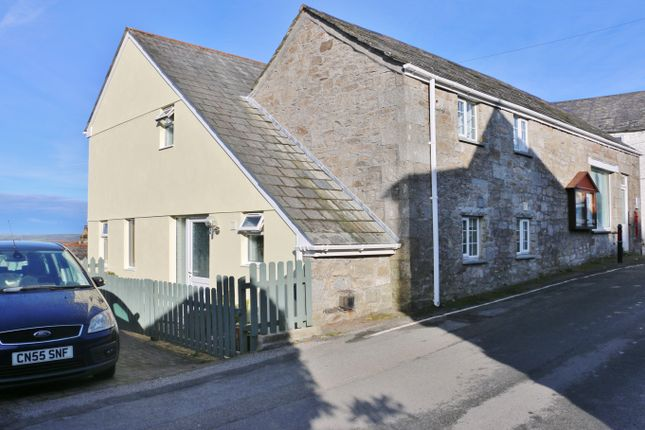 Thumbnail Detached house for sale in Row, St Breward