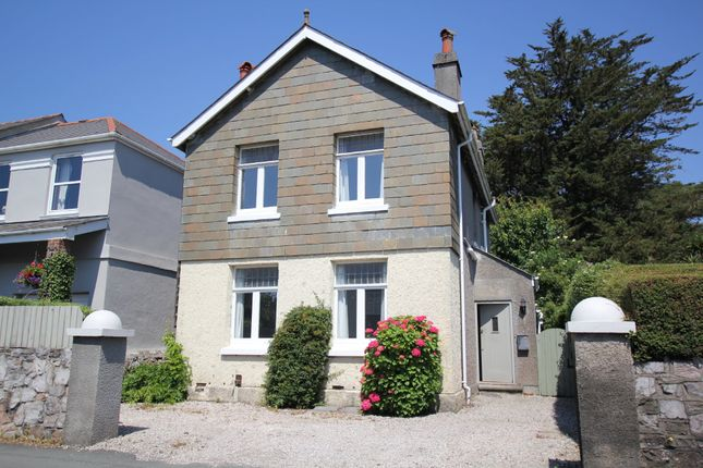 Thumbnail Detached house to rent in Church Road, Plymstock, Plymouth