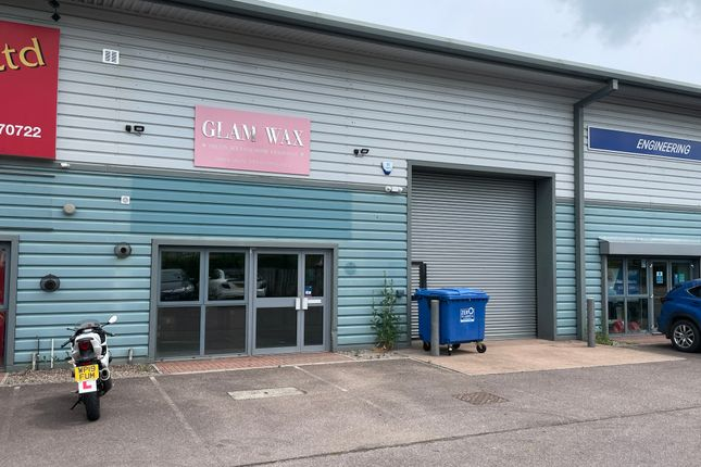 Thumbnail Industrial to let in Silverton Road, Matford, Exeter
