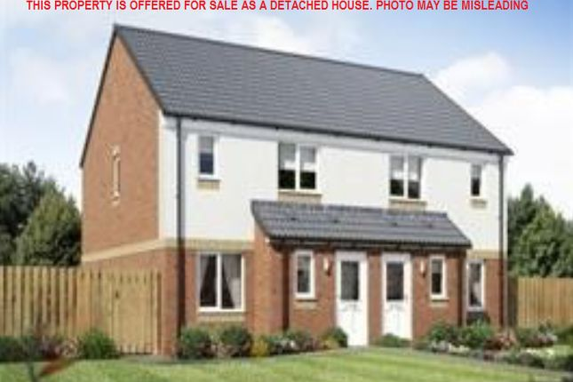 Thumbnail Semi-detached house for sale in The Arnison, Plots 16, 17, 18A, 19, Park View, Barrow-In-Furness