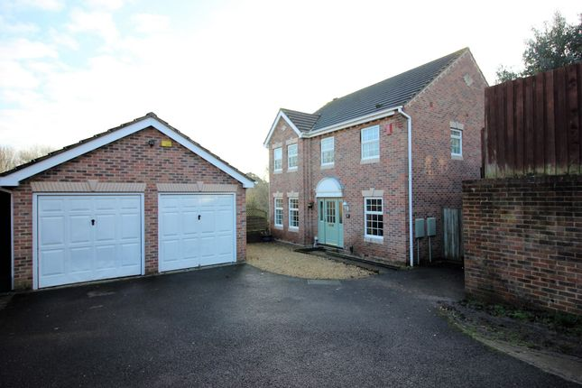 Thumbnail Detached house for sale in Hawkins Crescent, Bradley Stoke