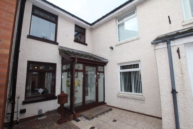 Thumbnail 3 bed terraced house for sale in Crimea Court, Belfast