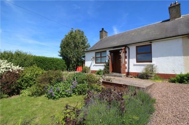 Thumbnail Terraced house to rent in Falahill Cottages, Heriot, Scottish Borders