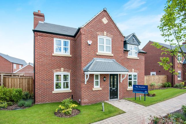 Thumbnail Detached house for sale in Croft Close, Kettlebrook, Tamworth