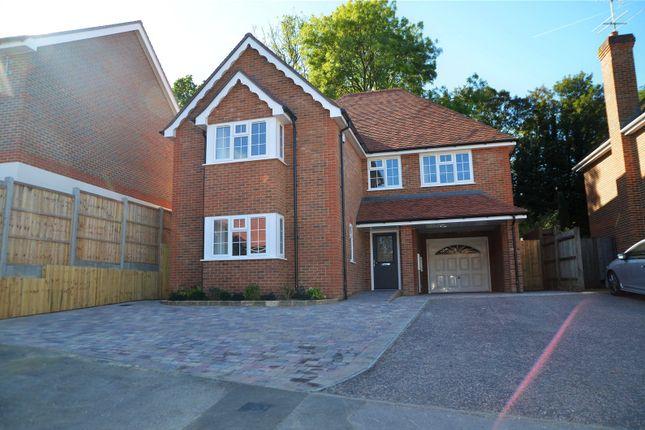 Thumbnail Detached house for sale in Durant Way, Tilehurst, Reading, Berkshire