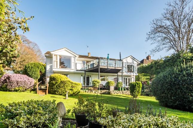 Thumbnail Detached house for sale in Chine Avenue, Southampton