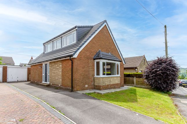 Thumbnail Detached bungalow for sale in Deerpark Road, Cliviger, Burnley