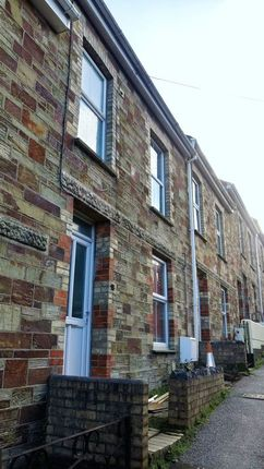 Thumbnail Terraced house to rent in Robartes Road, Bodmin