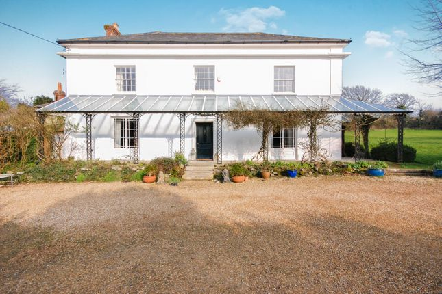 Thumbnail Equestrian property for sale in Main Road, Chillerton, Newport, Isle Of Wight