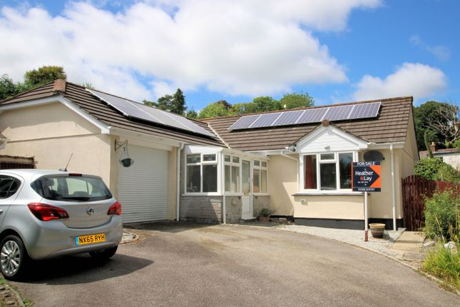 Thumbnail Detached bungalow for sale in Trevoney, Budock Water, Falmouth