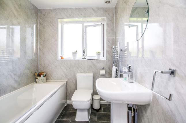 Bathroom of Cherry Tree Lane, Great Moor, Stockport, Cheshire SK2