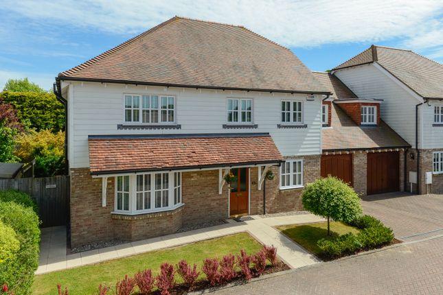 Thumbnail Semi-detached house for sale in Myrtle Court, Ashford Road, Kingsnorth, Ashford